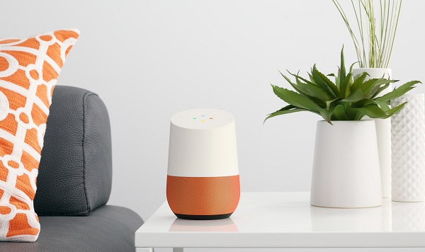 Google Home speaker with Google Assistant announced