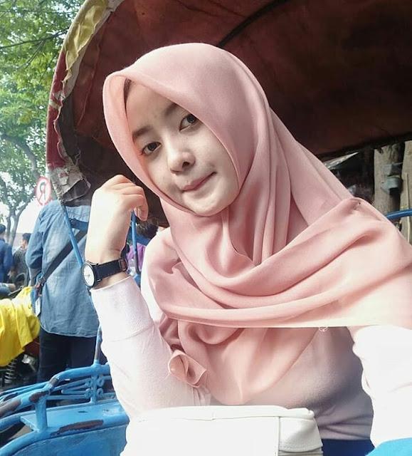Cute Hijaber From Purwakarta