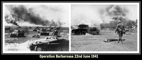 the surprise attack on the soviets in operation barbossa The objective of operation barbarossa: the complete organisational and statistical analysis is ambitious: to create the most historically accurate the work includes a full statistical analysis of the belligerents' military, economic and logistical capabilities, as related to their war effort on the east.