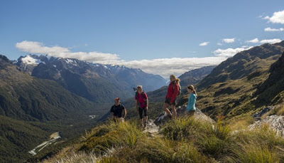 The Classic the Milford & Route burn Walks With a Stay Te Anau
