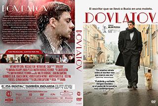 Dovlatov - Cover DVD