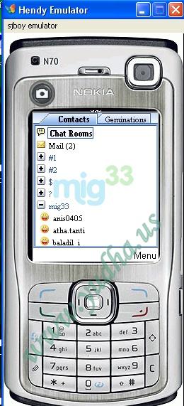 mig33 sjboy emulator