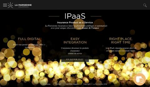 La Parisienne iPaaS