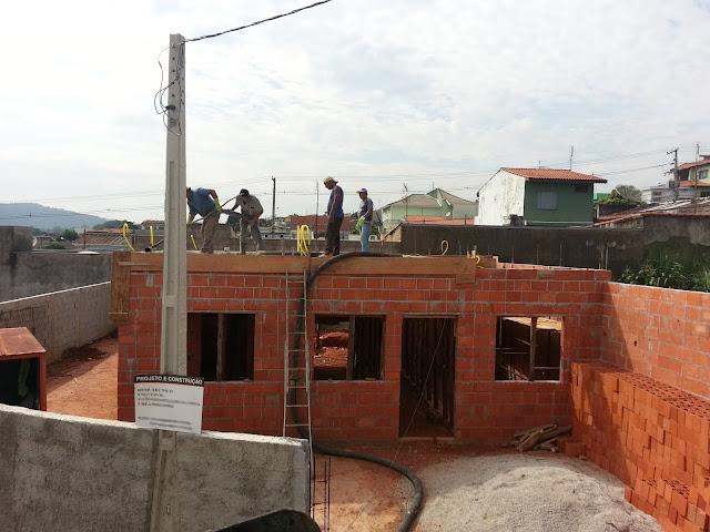 Panqueca na Parede - Casa & Construção
