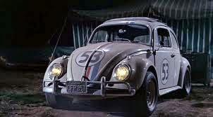 1963 Volkswagen Beetle 1200 (Herbie) - Film The Love Bug