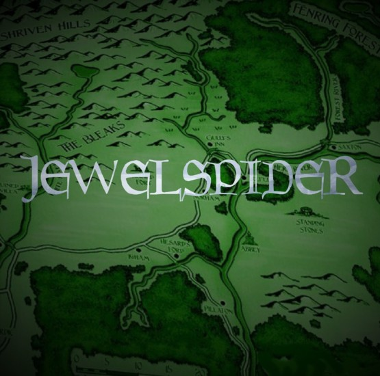 Jewelspider RPG on Patreon
