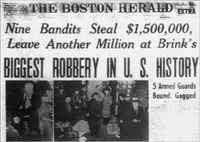 Brinks Robbery