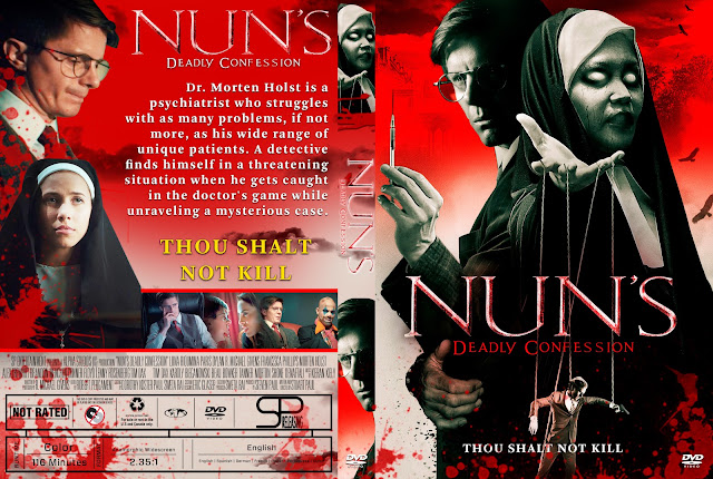 Nun's Deadly Confession DVD DVD Cover