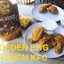 Review Golden Egg Crunch Dari KFC Malaysia