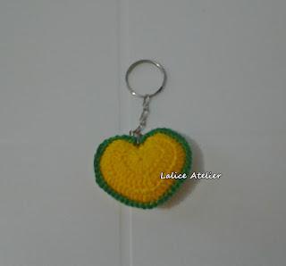 seleção brasileira, camisa seleção, camisa verde amarela, camisa Brasil crochê, coração verde amarelo