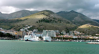 Formia is now a modern port on the coast between Rome and Naples but has a rich history