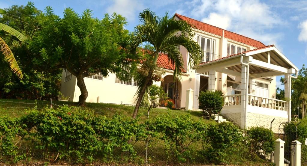 Tobago Wedding Venues: Sunset Reef Villa Holiday Rental & Small