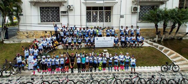 Mountain Bike, fé e a solidariedade no 1º Vale Integração Registro x Iguape