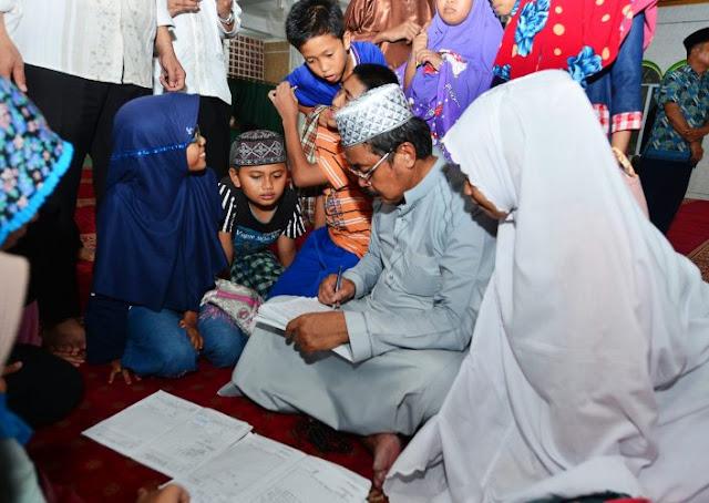 Gubernur Kepri Merangkai Pulau, Menjemput Keberkahan Pada Sempena Safari Ramadhan
