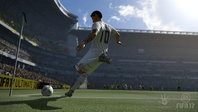 تحميل لعبة FIFA 17