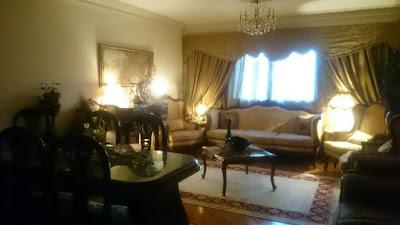 شقة 115م بالمنطقة الأولى Apartment 115 m first region