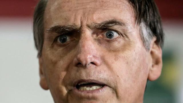 """Candidato Bolsonaro califica a Venezuela como un país en """"decadencia total"""""""