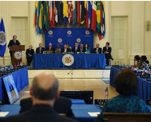15 países de la OEA piden avances 'sin demoras' en revocatorio en Venezuela