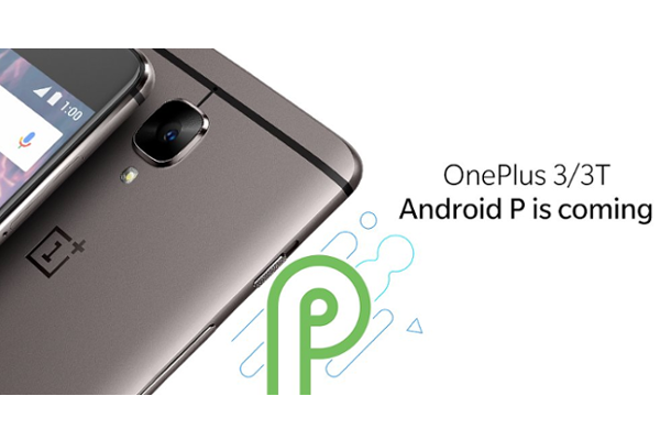 Android P update for OnePlus 33T is coming soon