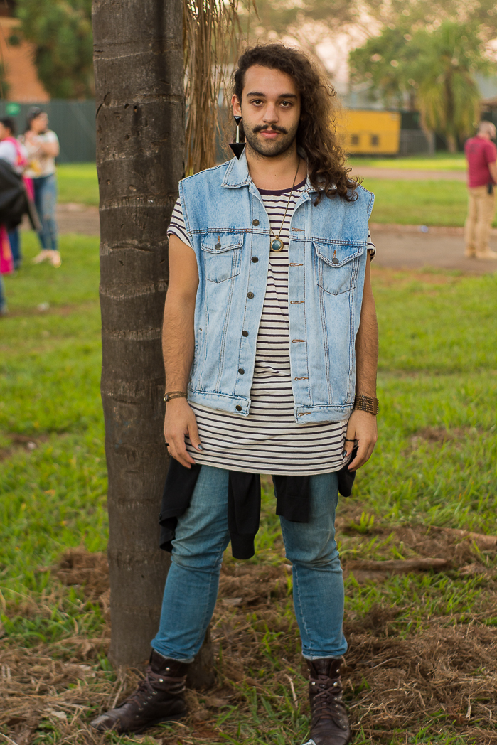Looks Masculinos do João Rock 2017