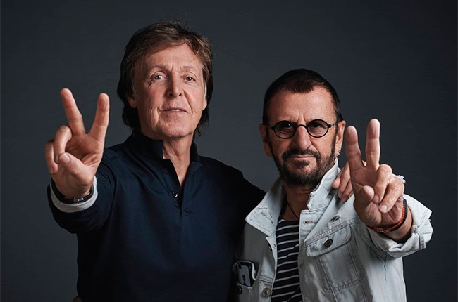 Ringo Starr Talks New LP Future Deluxe Beatles Albums Paul McCartney