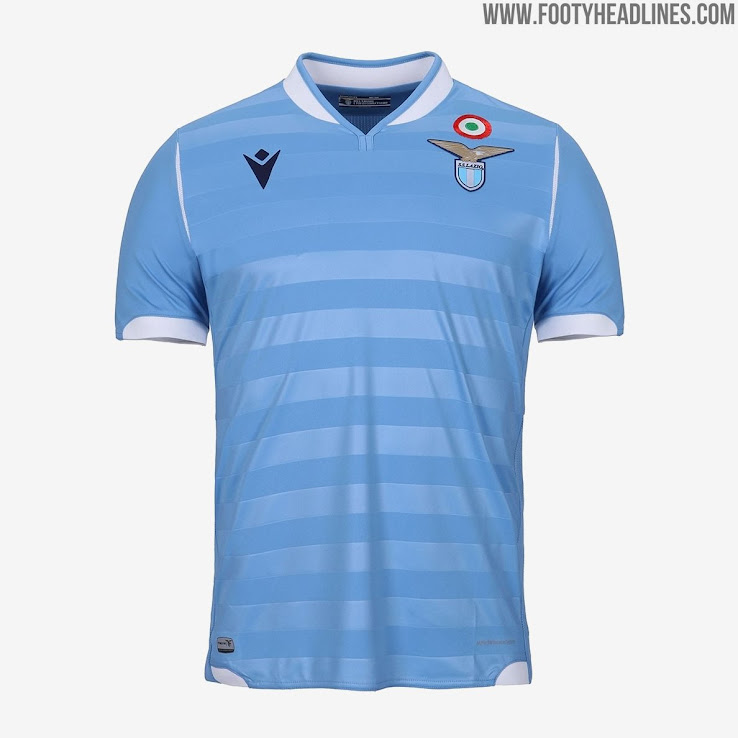 3c05ce1ff Lazio 19-20 Home & Third Kits Released + Away Leaked - Footy Headlines