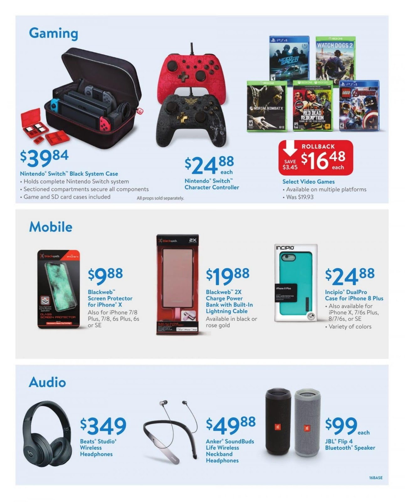 Walmart sale ad for this weekend - Walmart Weekly Ad January 7 February 1 2018