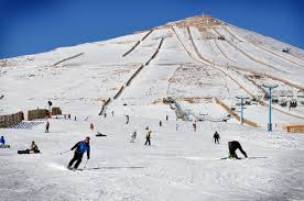 Excursion a la nieve en Chile