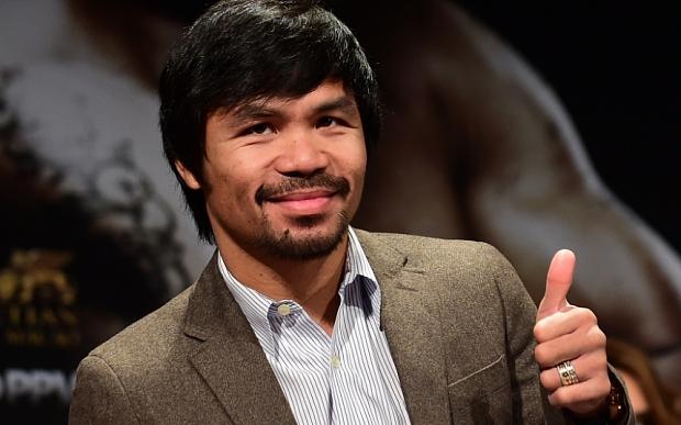 Manny Pacquiao foi infeliz em seus comentários sobre homossexuais