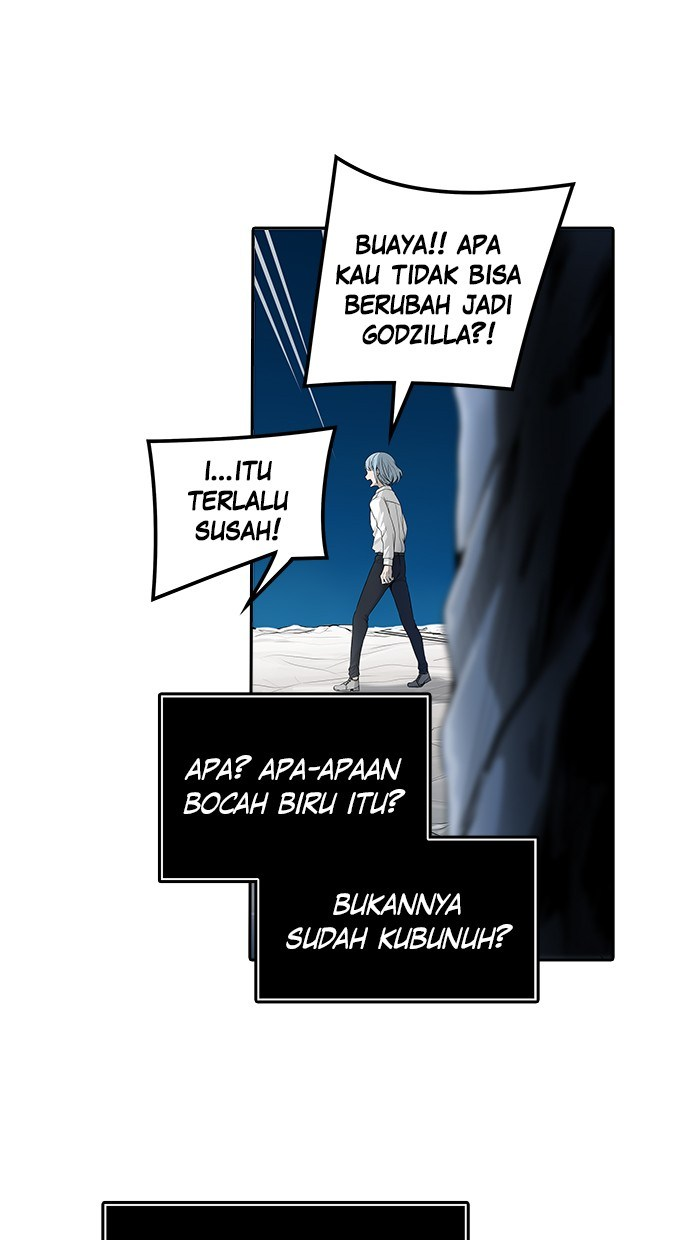 Webtoon Tower Of God Bahasa Indonesia Chapter 438