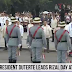 WATCH ! President Duterte leads Rizal Day at Luneta Park..