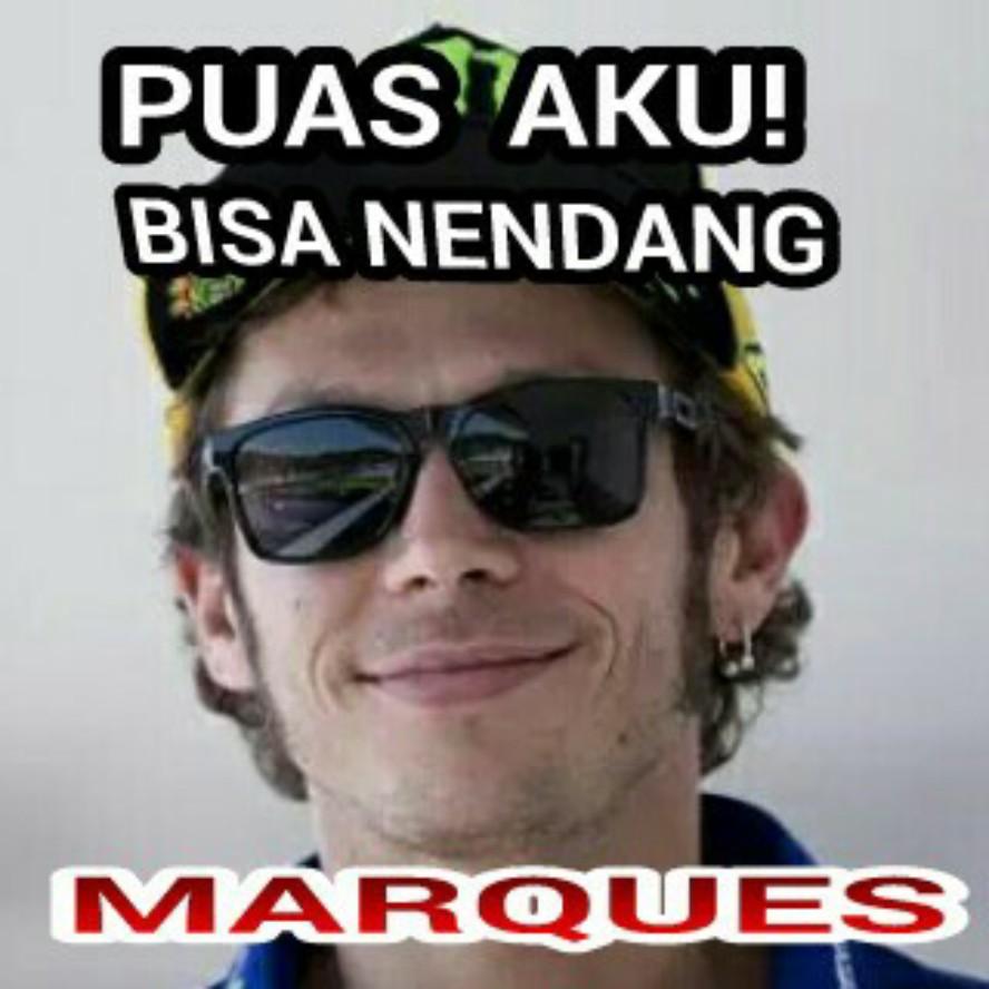 Gambar Meme Rossi Lucu Lorenzo Marquez Dagelan Lucu
