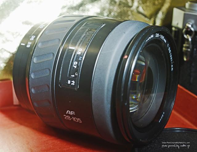 Minolta AF 28-105mm f/3.5-4.5 (Sony A Mount, Serial# 32501982)