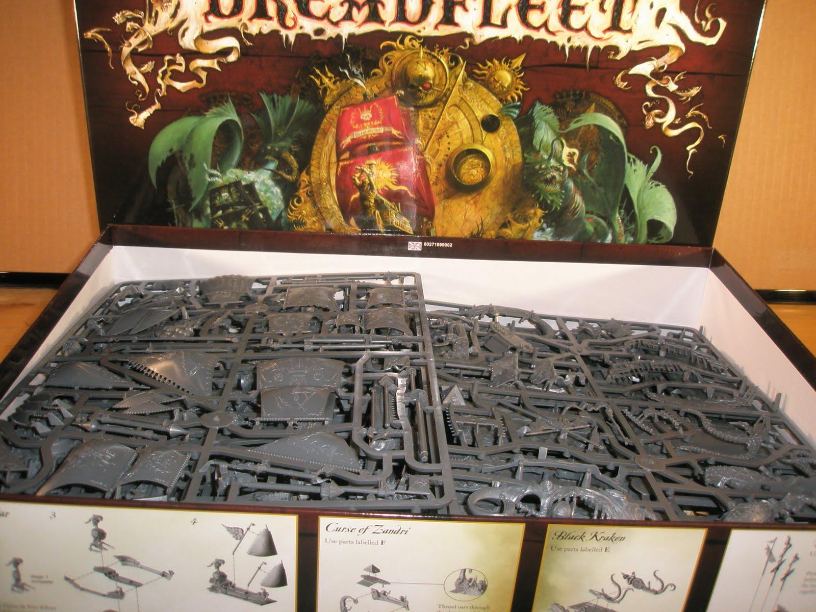 Juegos De Mesa Geeks Dreadfleet 2011 La Resena