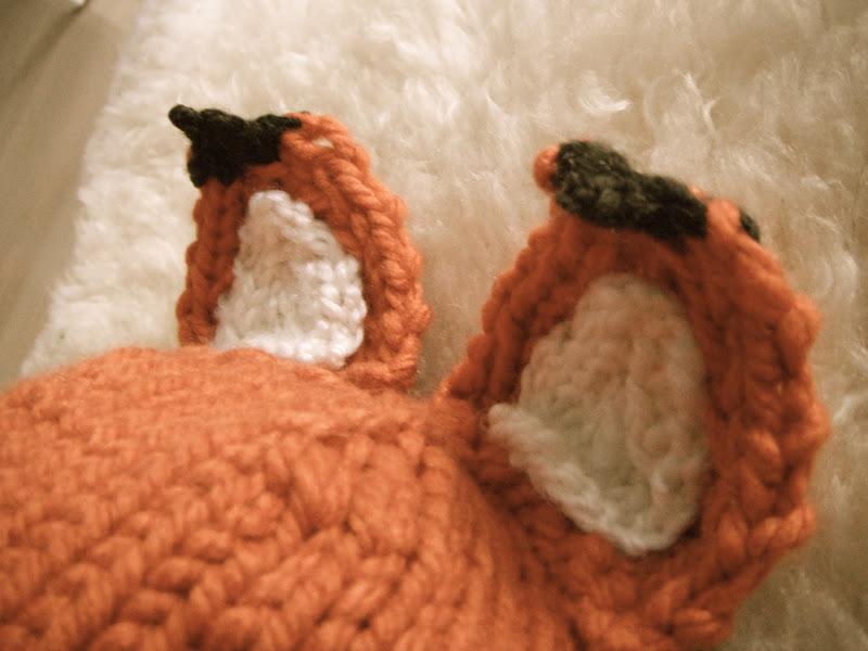 Honey Nutbrown s  Knitting! Woodland Fox Baby bd1bbe31c08