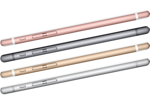 Apple iPhone 6S, Apple iPhone 6S Rose Gold