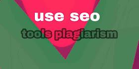 blogger me seo tools plagiarism kaise use kare !