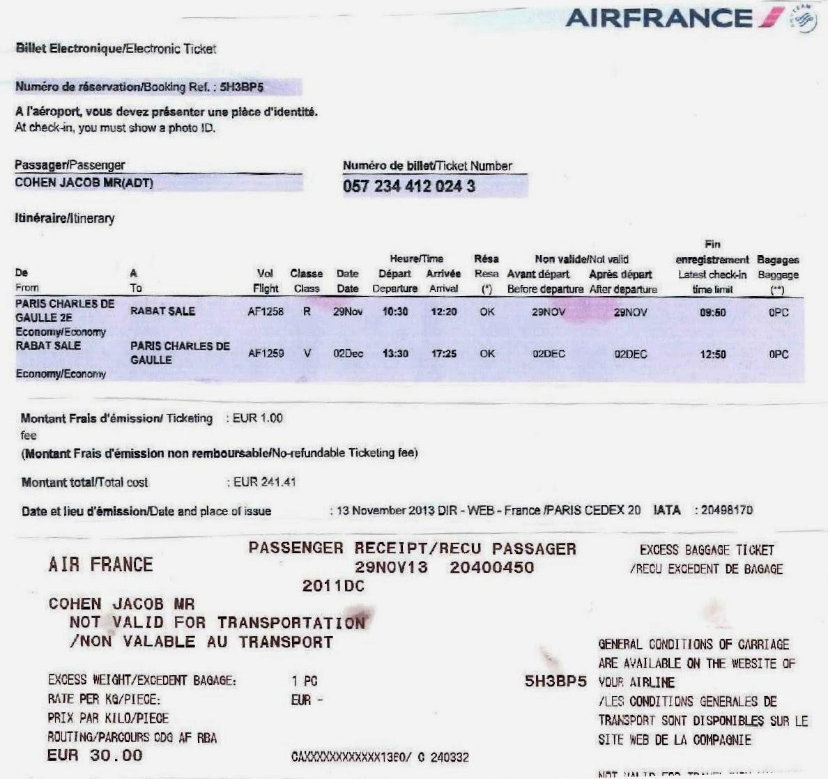 Ajouter Bagage Air France : d manipulations air france et l 39 arnaque au bagage en soute ~ Gottalentnigeria.com Avis de Voitures