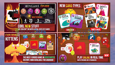 Exploding Kittens Official Versi v2.4.2 Apk Unlocked