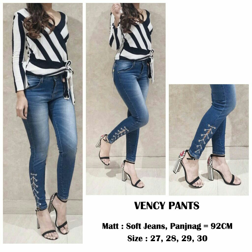 Vency pants