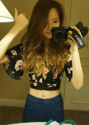 Habis Hiburan dari Pantai Pulangnya Langsung Selfie Seksi