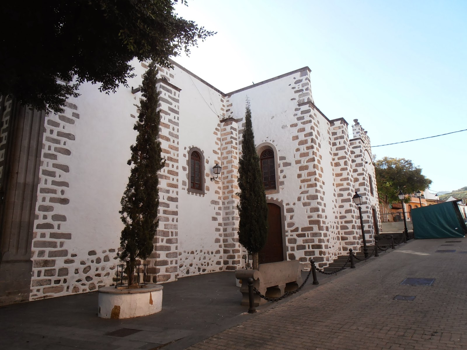 Iglesia de Valsequillo