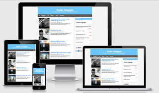 tendo-responsive-blogger-template-seo-fast-loading