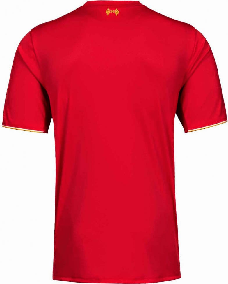 gambar terbaru jersey Liverpool home musim depan 2015/2016ualitas grade ori made in thailadn