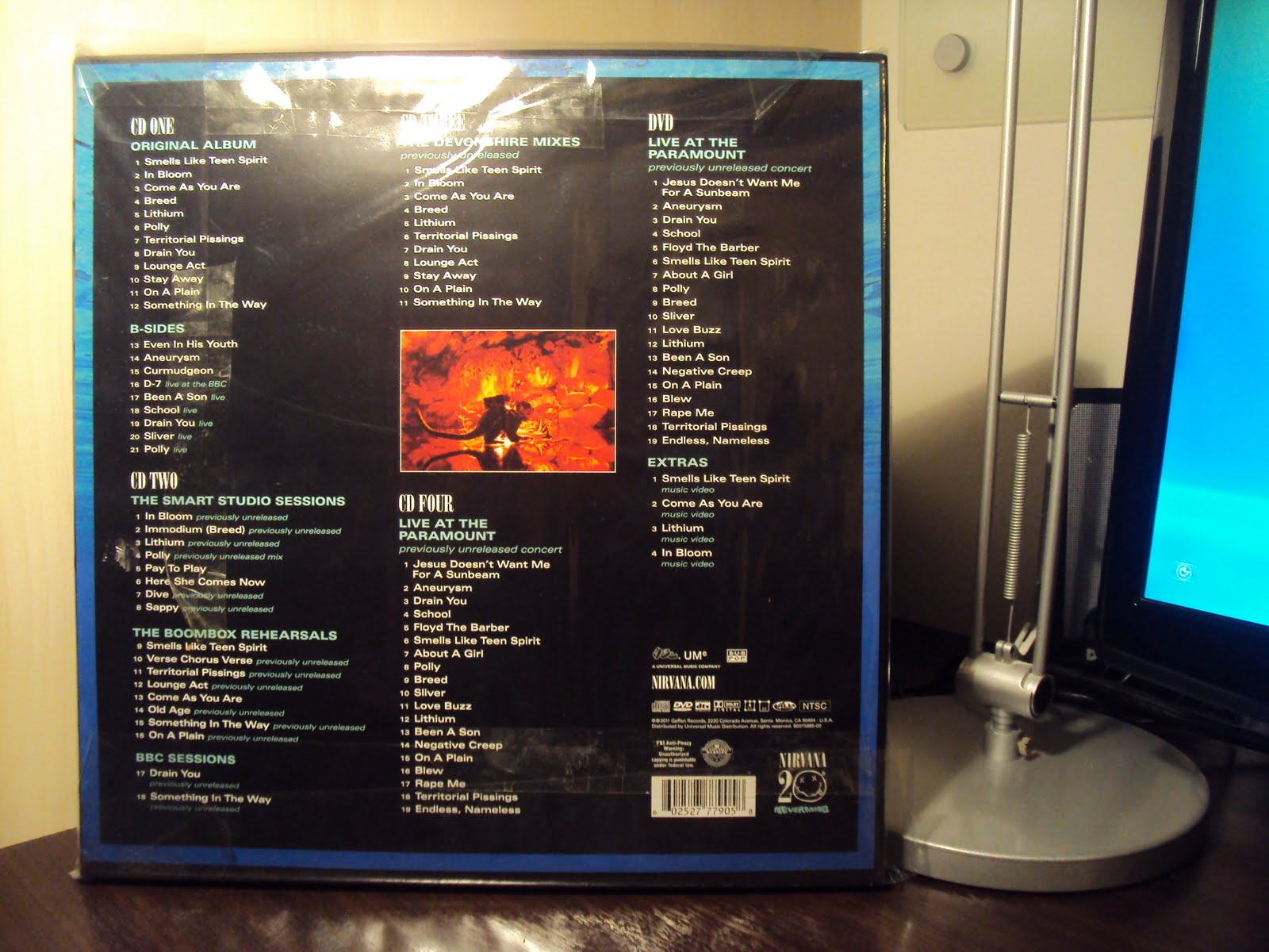 Nevermind 20th Anniversary Super Deluxe
