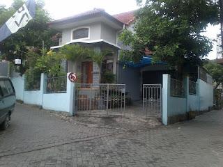 Rumah Dijual Dalam Kota Jogja di Tukangan Danurejan Siap Huni