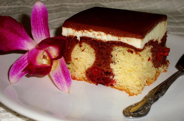 danube waves cake