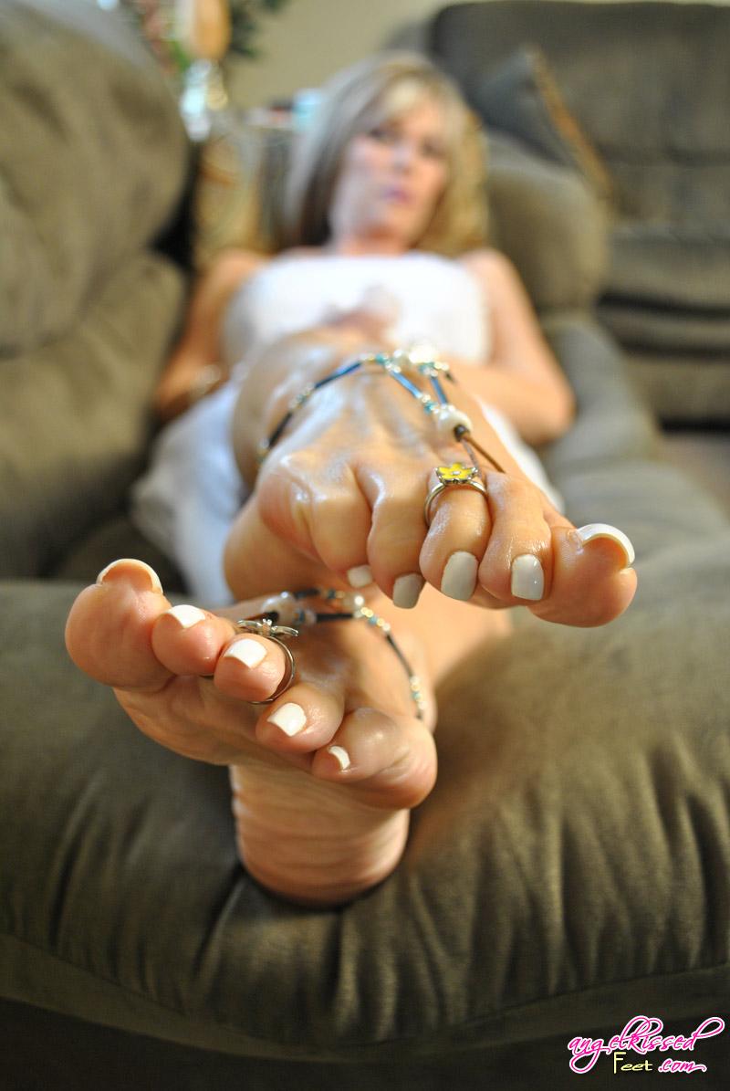 Foot Fetish Activities