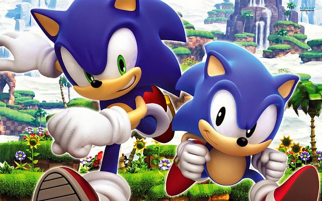 Sonic Wallpaper HD