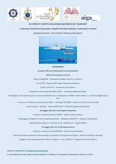 Corso di diritto della navigazione
